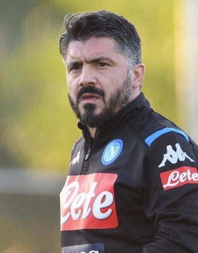 Gennaro Gattuso Napoli ile imzaladı