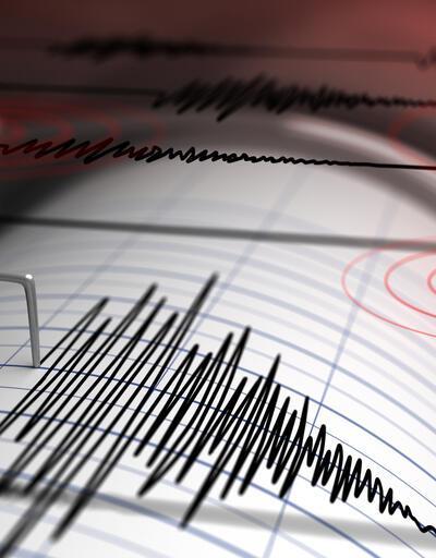 Son dakika... Akdeniz'de 4,9 büyüklüğünde deprem