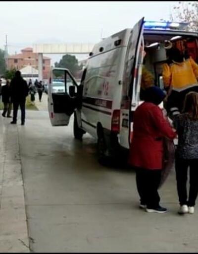Kız yurdunda karbonmonoksit zehirlenmesi şüphesi: 103 öğrenci hastaneye kaldırıldı