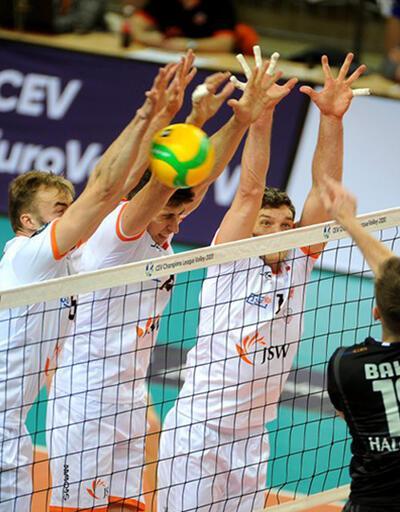 Jastrzebski Wegiel - Halkbank: 3-0 | Maç Özeti