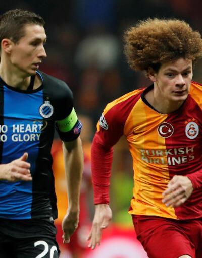 Galatasaray'a Erencan Yardımcı tesellisi