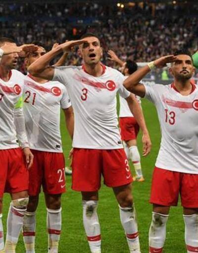 UEFA'dan asker selamı kararı