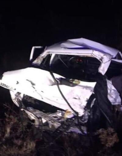 Otomobil şarampole yuvarlandı: Çok sayıda ölü var