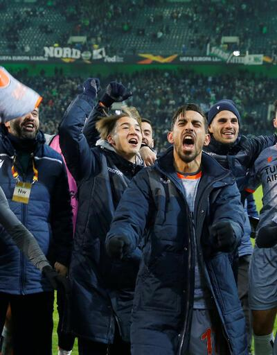 Başakşehir UEFA Avrupa Ligi'nde tarih yazdı
