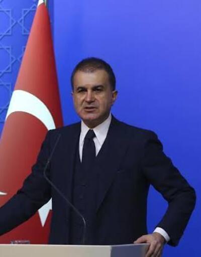 AK Parti Sözcüsü Çelik'ten ABD Senatosu'nun kararına tepki