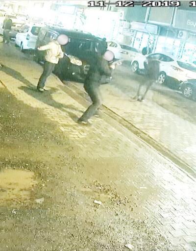 Akşam saatlerinde gelip ateş açmışlardı! Tutuklandılar