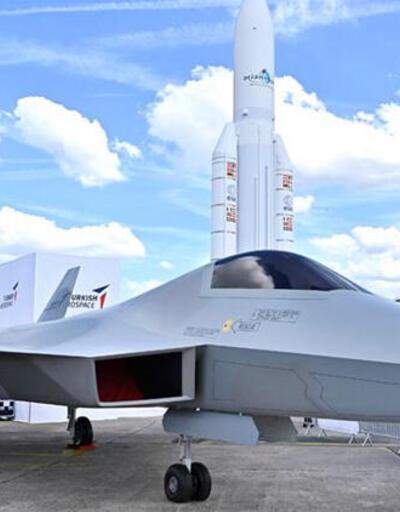 Milli Muharip Uçak'ta ilk uçuşun 2026-2027'de yapılması hedefleniyor