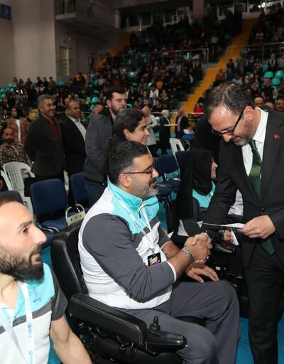 Bakan Kasapoğlu: Tüm çalışmalarımızı tüm hızıyla devam ettireceğiz