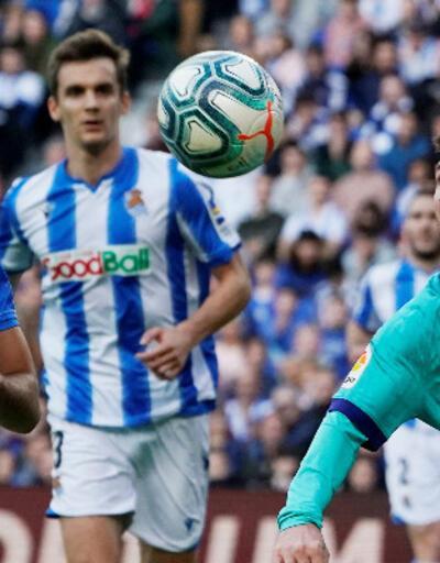 Real Sociedad - Barcelona: 2-2