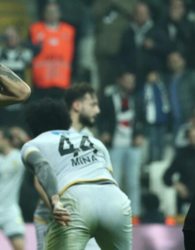 Süper Lig'de Beşiktaş da kaybetti