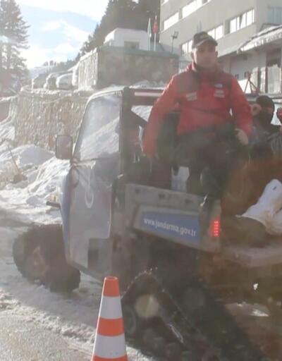 İki amatör dağcı hala kayıp