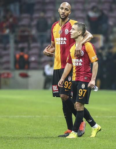 Galatasaray'da 3. ayrılık da belli oldu