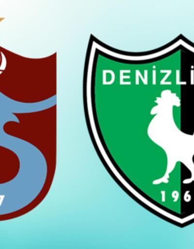 Trabzonspor Denizlispor maçı ne zaman, saat kaçta, hangi kanalda?
