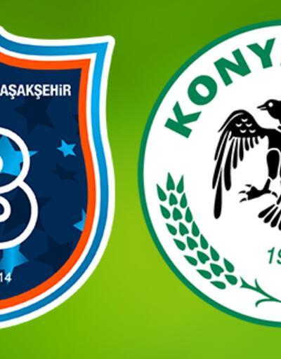 Başakşehir Konyaspor maçı ne zaman, saat kaçta, hangi kanalda?