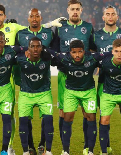 İşte Başakşehir'in rakibi Sporting Lizbon