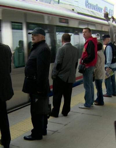 İstanbullu gece metrosunu sevdi