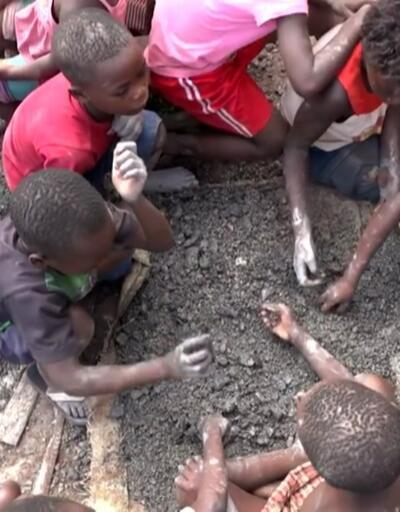 Dünya devlerine dava açıldı... Haftada 6 gün, 1,5 dolara çocuk işçi çalıştırdılar!