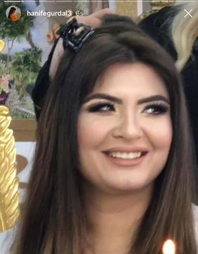 Hanife Gürdal, sevgilisi Kemal Ayvaz ile evlendi! İşte ilk kareler