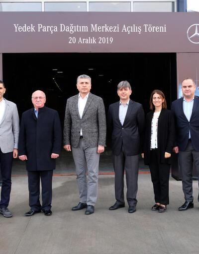 Mercedes'ten yeni yatırım