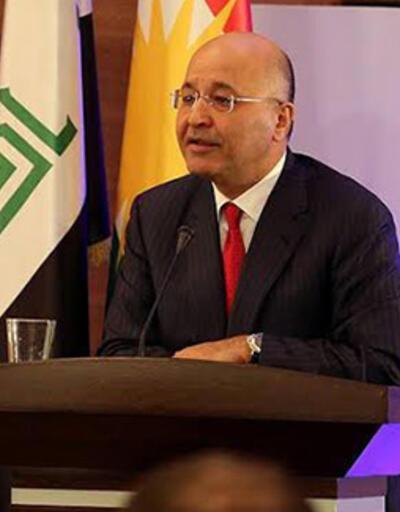 Irak'ta Cumhurbaşkanı Salih'in görevden azledilmesi için imza toplandı