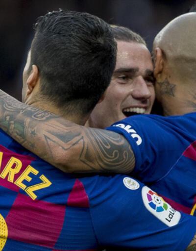 Barcelona 4-1 Alaves MAÇ ÖZETİ