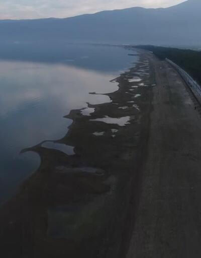 İznik gölü de kuruyor mu?