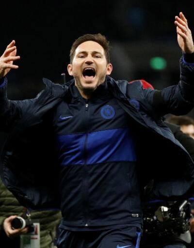 Lampard Mourinho'yu üzdü