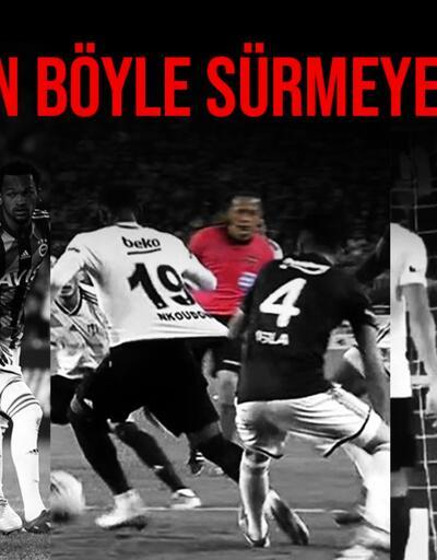 Beşiktaş: Bu düzen böyle sürmeyecek