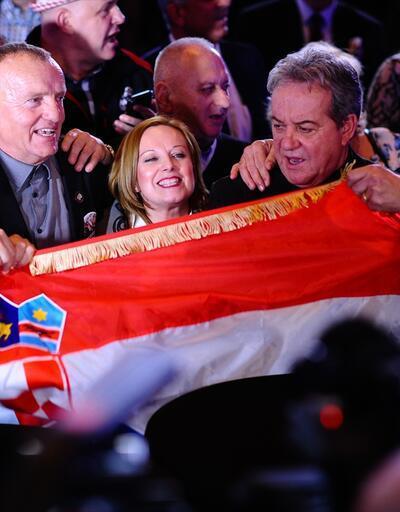 Seçmenin yarısı sandığa gitmedi: Hırvatistan'daki ikinci tura iki isim kaldı