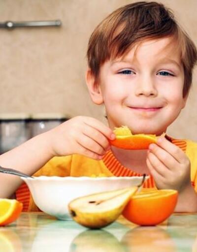 Çocuklarda besin alerjisine dikkat