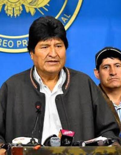 Bolivya'nın Lima Grubu'na girişine Morales'den tepki