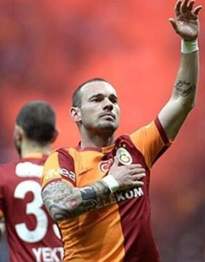 Sneijder'in jübilesine Türkiye'den 2 futbolcu davet edildi