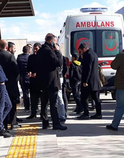CHPSiirtİl Başkanı Bilek'e saldırı
