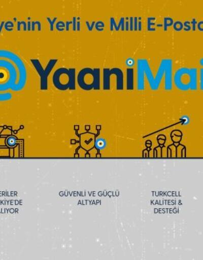 Yerli mail platformu Turkcell YaaniMail ile karşımıza çıktı