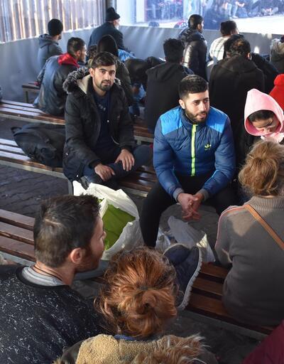Yasa dışı göçmenlerin yolu Edirne'de rekor sayı
