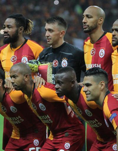Galatasaray Avrupa'da 23. sırada
