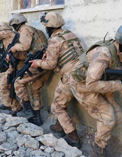 Siirt ve Şırnak'ta terör operasyonu: 20 gözaltı