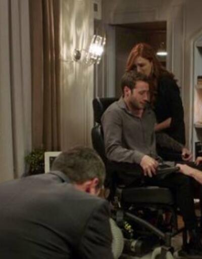 Zalim İstanbul 25. bölüm fragmanı İZLE: Cenk tekerlekli sandalyede