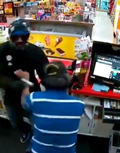ABD'de markette silahlı soygun