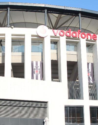 Vodafone Park'ta dinleme cihazı arandı