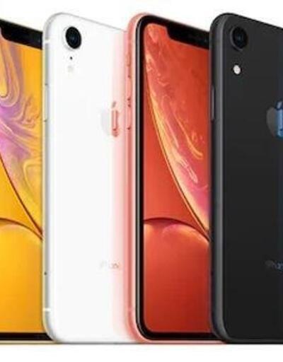 iPhone XR rakiplerine satış rakamlarında adet fark attı