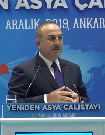 Çavuşoğlu: Türkiye, Avrupa ve Asya'da kilit rolde