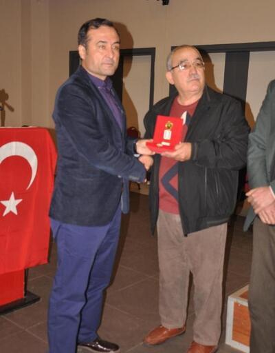 Ödemiş'te Kıbrıs gazilerine madalya ve beratları dağıtıldı