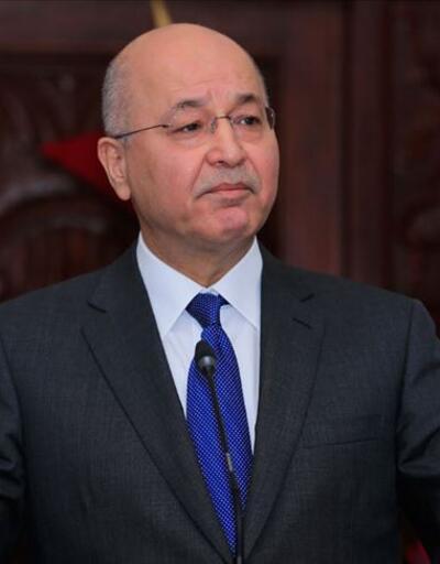Son dakika... Irak Cumhurbaşkanı Salih'ten istifa sinyali