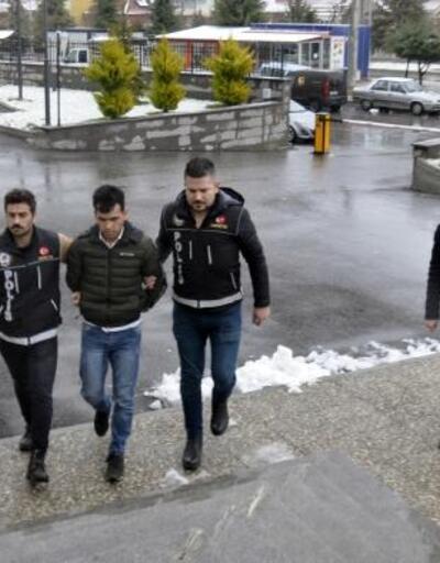 Karaman'da uyuşturucu operasyonu: 1 gözaltı