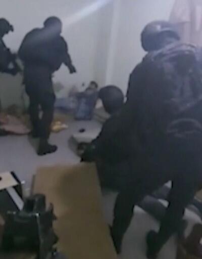 Teröristlere yardım toplayan 7 kişi yakalandı