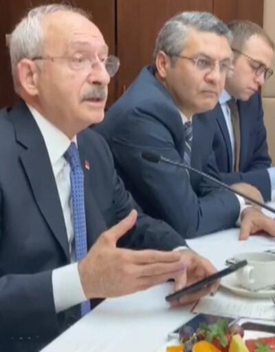 Kılıçdaroğlu'ndan Sözcü davası eleştirisi