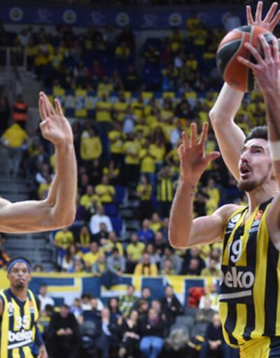 Fenerbahçe Beko - Valencia: 98-100