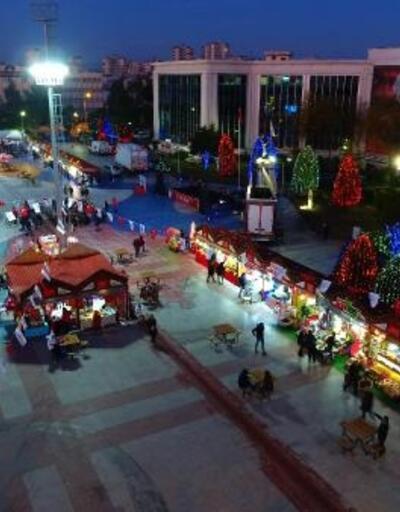 Antalya'da yeni yıl heyecanı