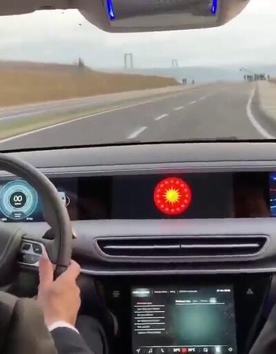 Yerli otomobilin menzili 500 km